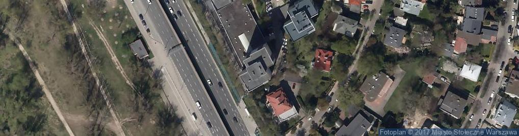 Zdjęcie satelitarne Gabinet Lekarski Czerny Latek Krystyna