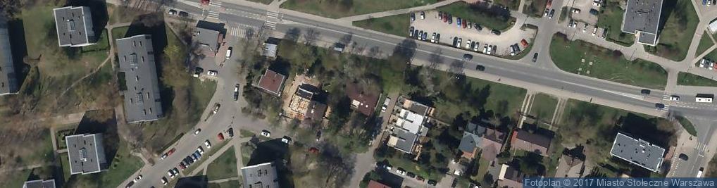 Zdjęcie satelitarne Gabinet Lekarski Wypych Karol