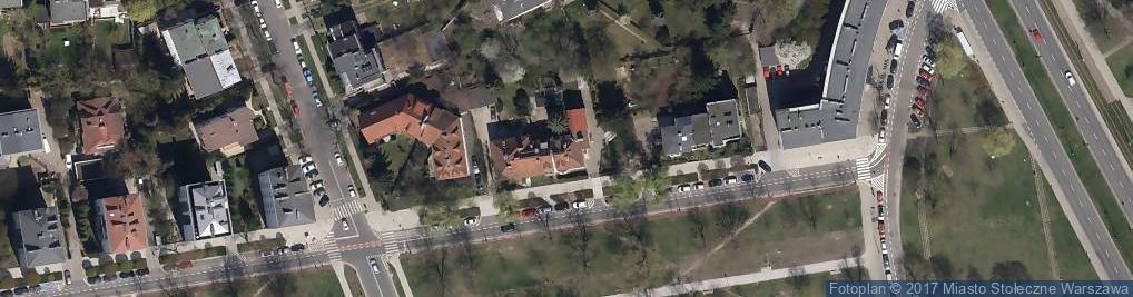Zdjęcie satelitarne Gabinet Lekarski