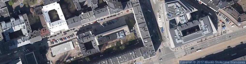Zdjęcie satelitarne Galeria Nieruchomości