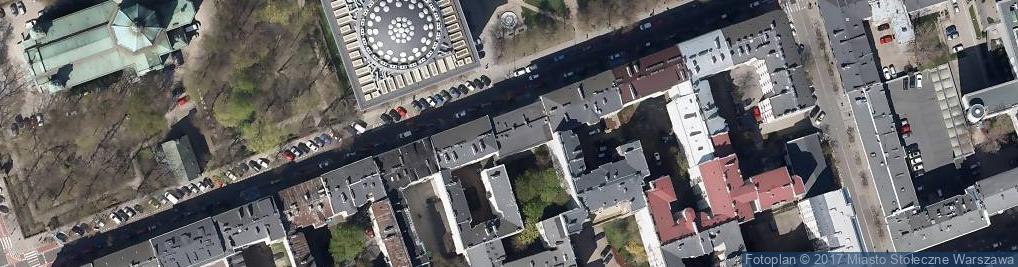 Zdjęcie satelitarne Galeria Raster