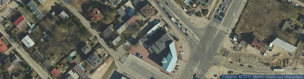 Zdjęcie satelitarne Galeria Urody