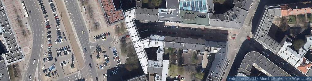 Zdjęcie satelitarne Gamat