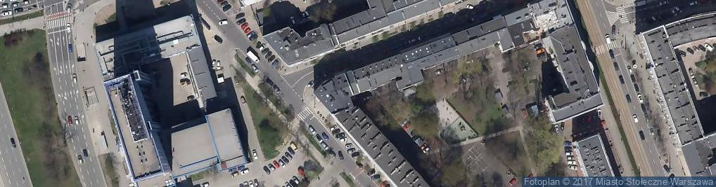 Zdjęcie satelitarne Gate System