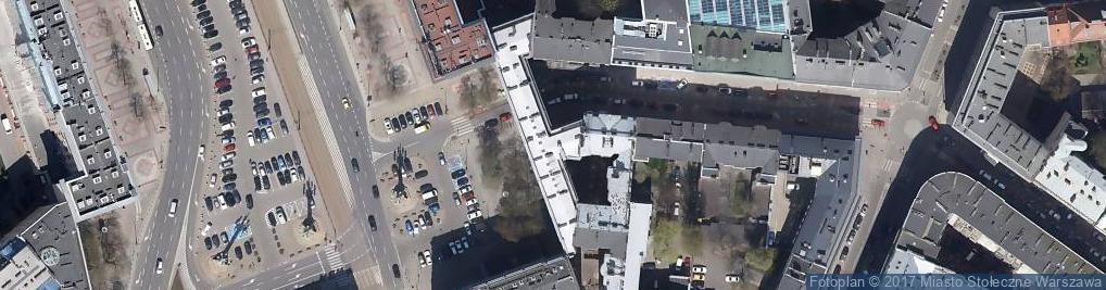 Zdjęcie satelitarne GDD