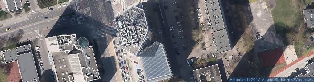 Zdjęcie satelitarne Genfer Hotel Gdańsk