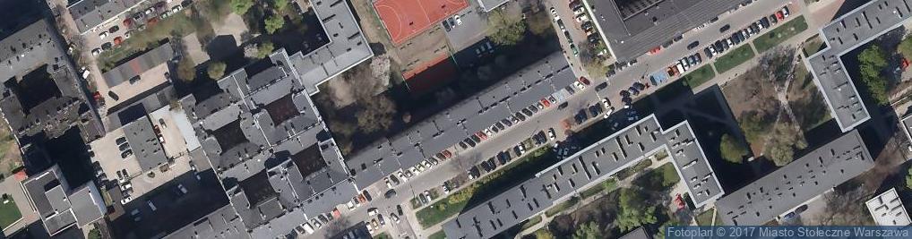 Zdjęcie satelitarne Gero Firma Produkcyjno Usługowo Handlowa