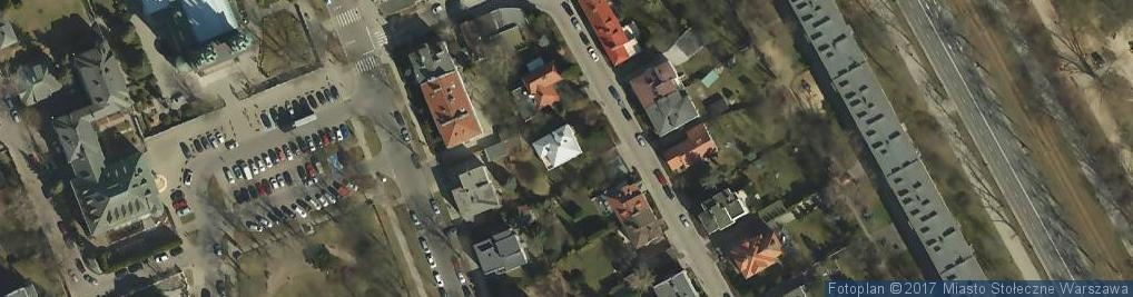 Zdjęcie satelitarne Get In Web