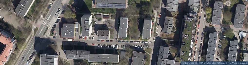 Zdjęcie satelitarne Gimnastyk