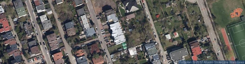 Zdjęcie satelitarne Global Target Communication