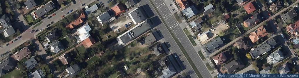 Zdjęcie satelitarne Globecom