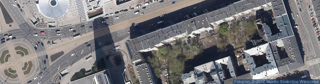 Zdjęcie satelitarne Gma Plus