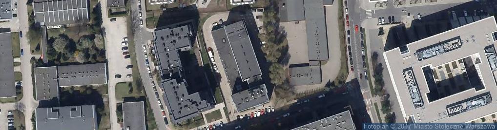 Zdjęcie satelitarne GP House