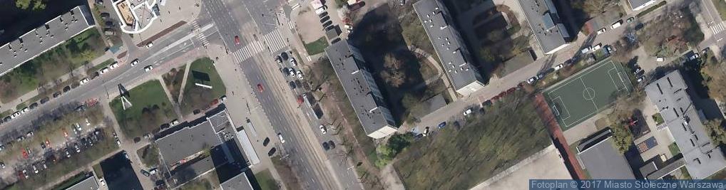 Zdjęcie satelitarne GP People