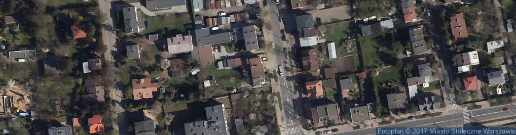 Zdjęcie satelitarne Grabit Katarzyna Grad Jacek Klimkowski