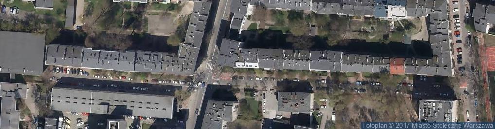 Zdjęcie satelitarne Gramark Vip24h