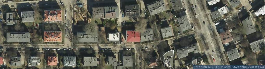 Zdjęcie satelitarne Gran Pracownia Złotnicza Wspólnik Spółki Cywilnej
