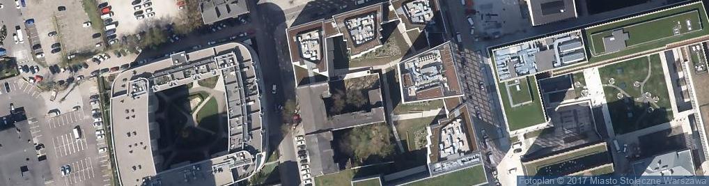 Zdjęcie satelitarne Grawo Przedsiębiorstwo Handlowo Usługowe