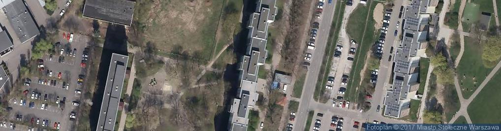 Zdjęcie satelitarne Grażyna Kowalska - Działalność Gospodarcza