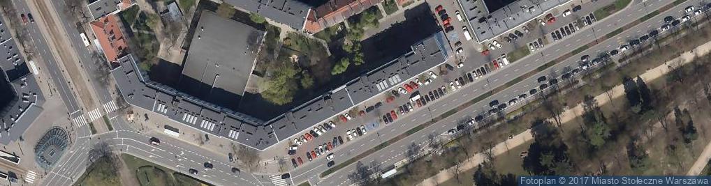 Zdjęcie satelitarne Green Lake Majewski Karol Papierzyńska Anna