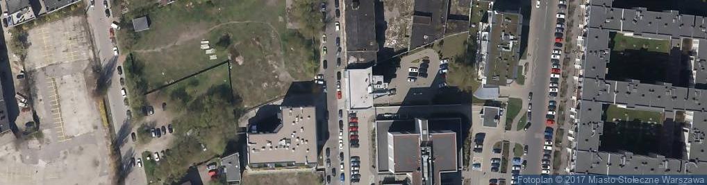 Zdjęcie satelitarne Gropol Technika Sanitarna i Grzewcza Grobelny Leon Poliński Wiesław
