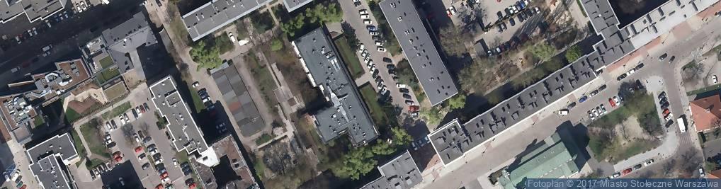 Zdjęcie satelitarne Grunt Agencja Geodezyjno Prawna