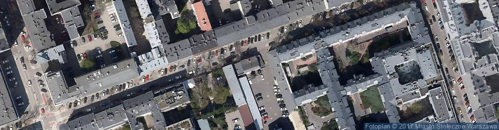 Zdjęcie satelitarne Grupa BGK Sp. z o.o.