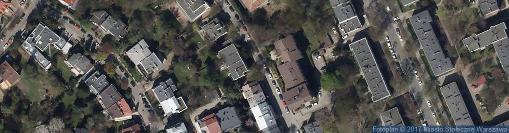 Zdjęcie satelitarne Grupa Inwest