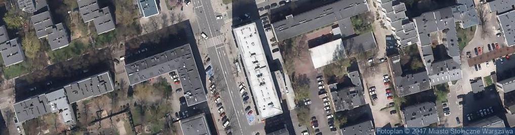 Zdjęcie satelitarne Grupa Pep Farma Wiatrowa 13