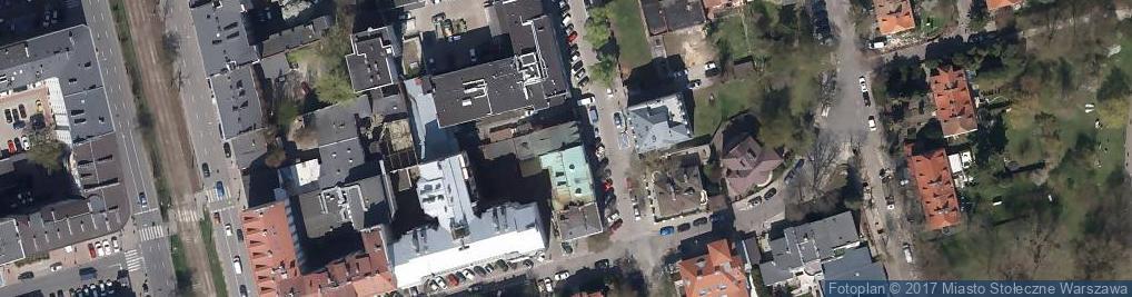 Zdjęcie satelitarne Grupa Wydawnicza Słowo
