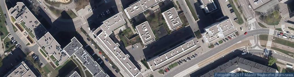 Zdjęcie satelitarne Grzegorz Borkowski