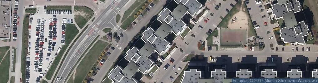 Zdjęcie satelitarne Grzegorz Kazimierz Gajewski