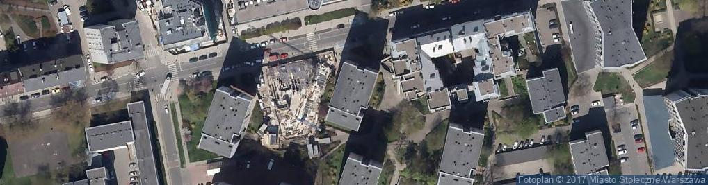 Zdjęcie satelitarne Grzegorz Krowicki - Działalność Gospodarcza