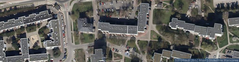 Zdjęcie satelitarne Grzegorz Linowski Wspólnik Spółek Cywilnych: Wydawnictwo Edulex, Edumarket