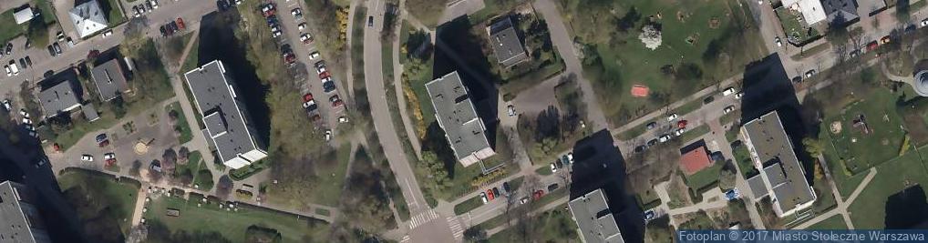 Zdjęcie satelitarne Gud Impex