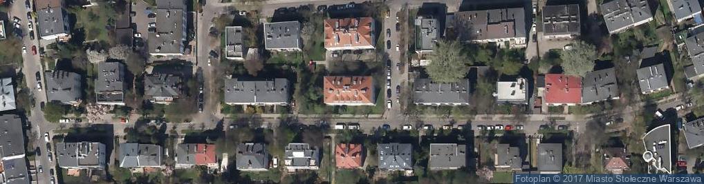 Zdjęcie satelitarne H & B