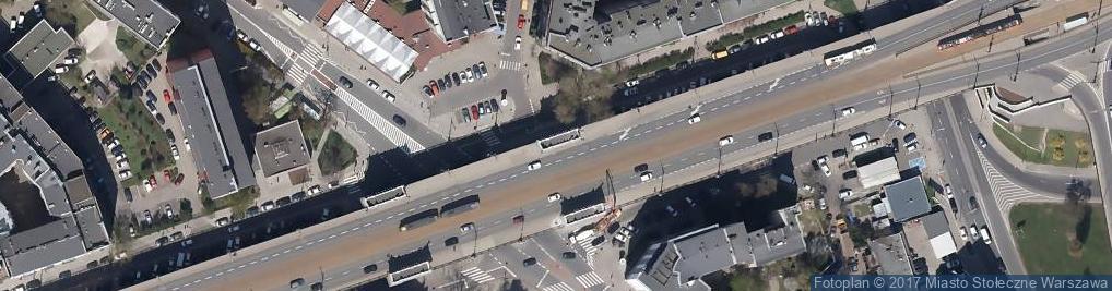 Zdjęcie satelitarne H M S Star