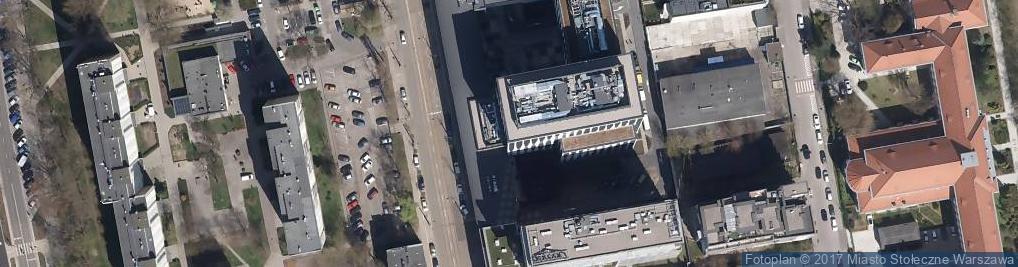 Zdjęcie satelitarne Hadwao Spółka Jawna