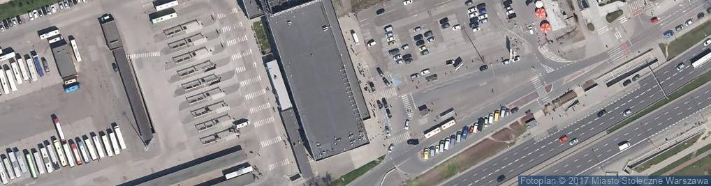 Zdjęcie satelitarne Halo OK Taxi