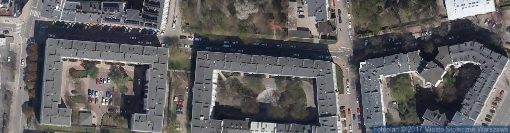 Zdjęcie satelitarne Handel Budowa Sieci Marketingowej