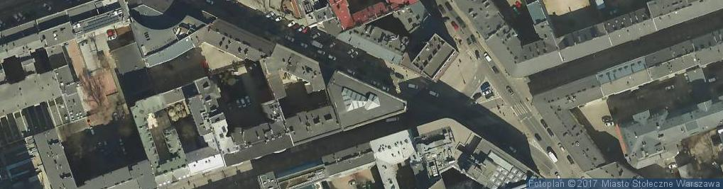Zdjęcie satelitarne Handel Obwoźny Art Spoż i Przem