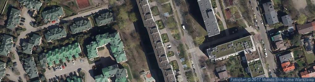 Zdjęcie satelitarne Handel Obwoźny Art Spożywczymi i Przemysłowymi
