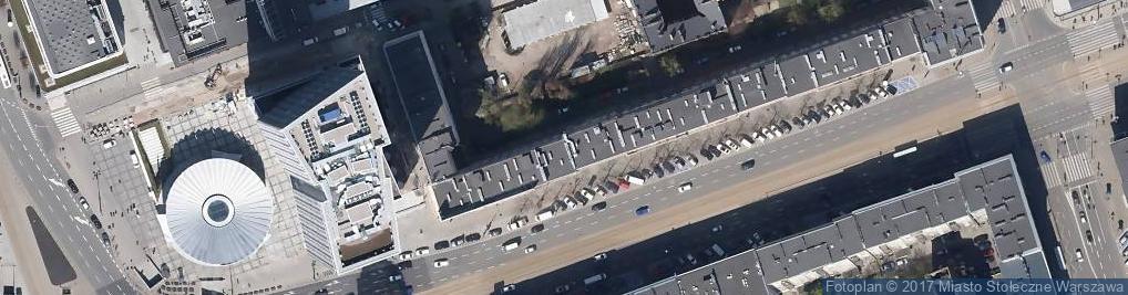 Zdjęcie satelitarne Handel Obwożny Artykuły Przemysłowe