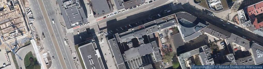Zdjęcie satelitarne Handel