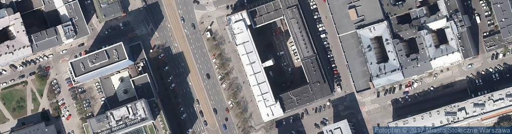 Zdjęcie satelitarne Hasco Sendecka Jadwiga