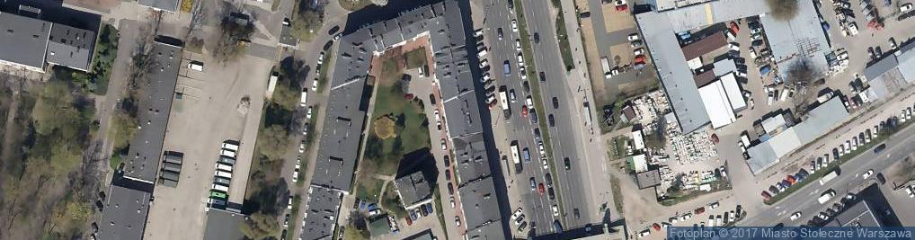 Zdjęcie satelitarne Hawk Eyed