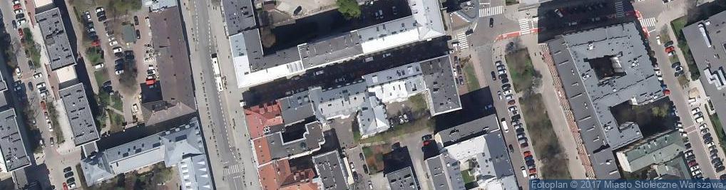 Zdjęcie satelitarne Heli Aviation Service