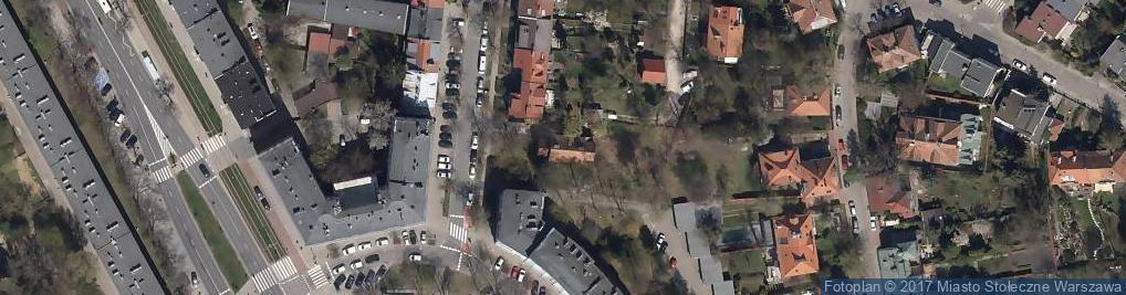 Zdjęcie satelitarne Help Agencja Turystyczno Przewodnicka