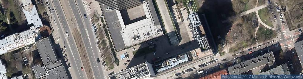 Zdjęcie satelitarne Heros Centrum Szkoleniowe