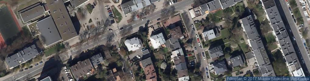 Zdjęcie satelitarne HK System